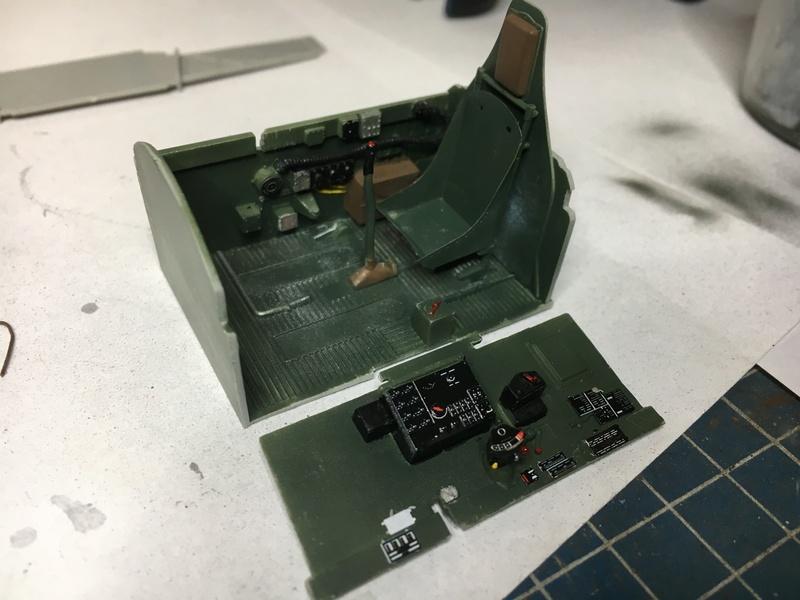 P47-D razorback 1/32 TRUMPETER  P47_mo18