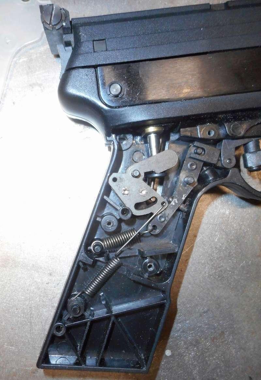 Rendre la gachette plus souple sur un Gamo Compact. Dscn3148
