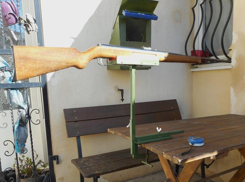 fabrication d'un support carabine  Dscn3242