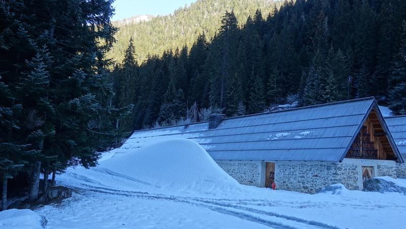 Le Boréon un lieu de montagne très prisé des randonneur Dsc03311