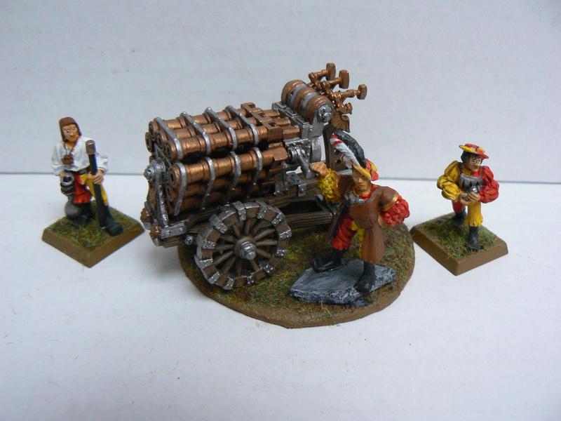 Mon Armée de L'Empire traditionnelle. P1150910