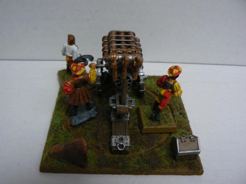 Mon Armée de L'Empire traditionnelle. P1150911