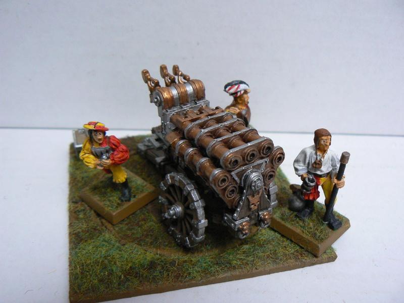 Mon Armée de L'Empire traditionnelle. P1150913