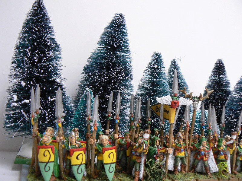 Mon Armée Elfes Sylvains - Page 4 P1160312