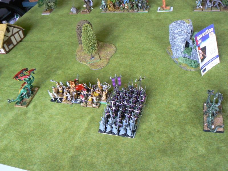 5000 Pts contre les Elfes noirs Durthu contre Malekite P1160530