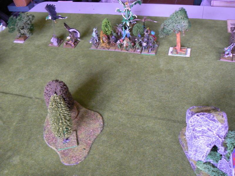 5000 Pts contre les Elfes noirs Durthu contre Malekite P1160531