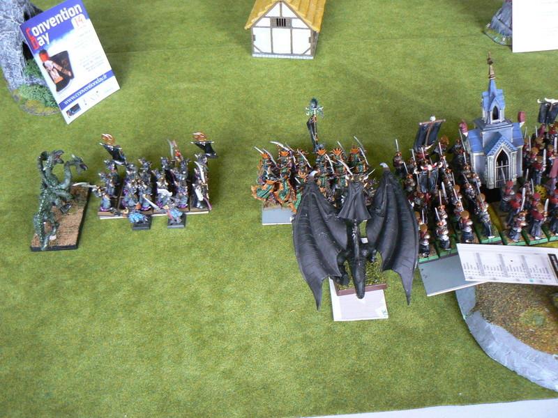 5000 Pts contre les Elfes noirs Durthu contre Malekite P1160534