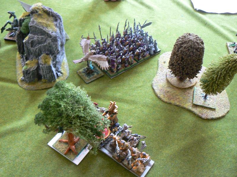 5000 Pts contre les Elfes noirs Durthu contre Malekite P1160628