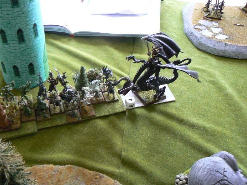 5000 Pts contre les Elfes noirs Durthu contre Malekite P1160645
