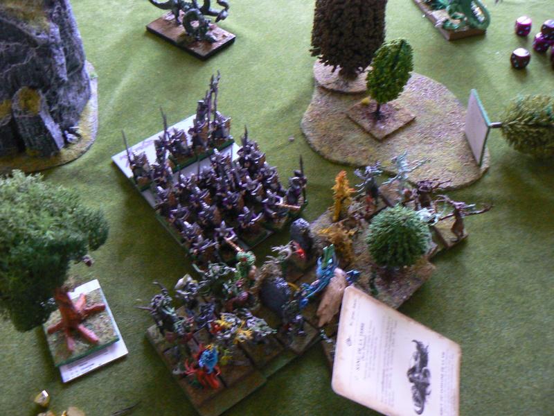 5000 Pts contre les Elfes noirs Durthu contre Malekite P1160710