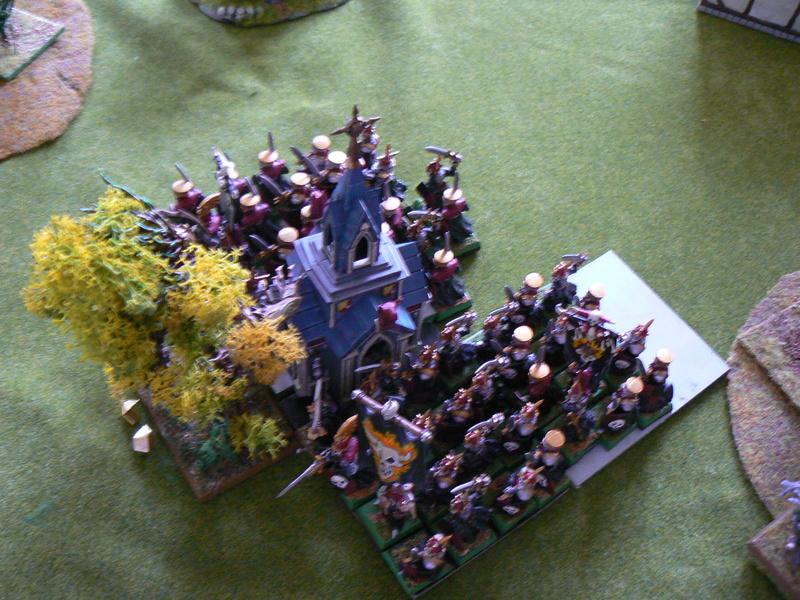 5000 Pts contre les Elfes noirs Durthu contre Malekite P1160711