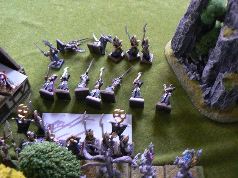 5000 Pts contre les Elfes noirs Durthu contre Malekite P1160738