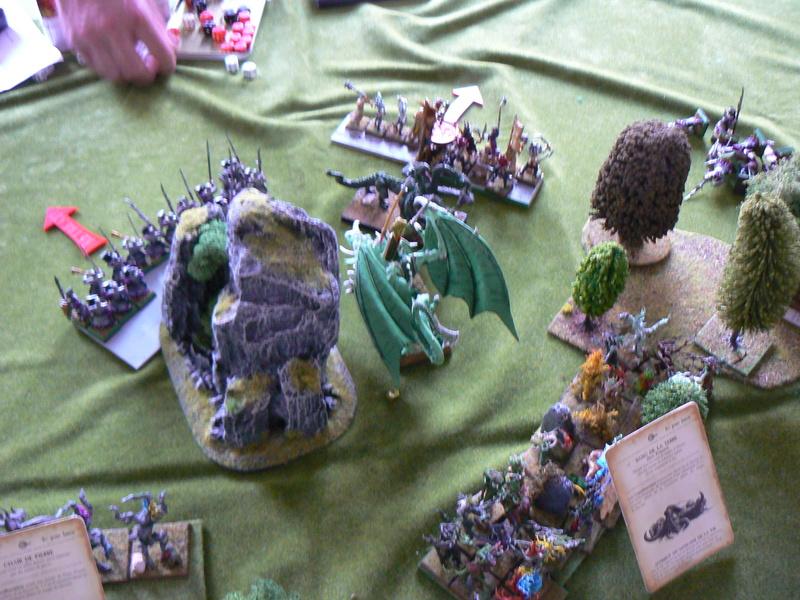5000 Pts contre les Elfes noirs Durthu contre Malekite P1160739