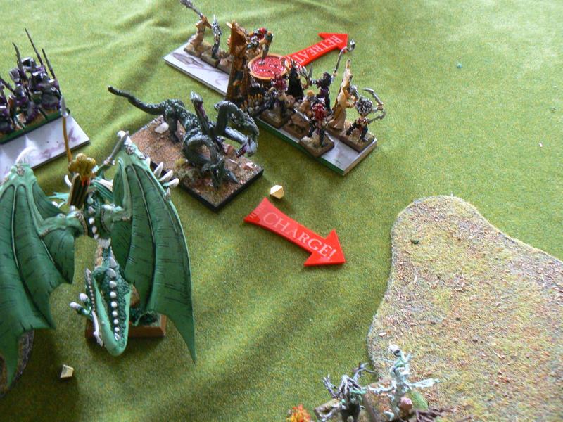 5000 Pts contre les Elfes noirs Durthu contre Malekite P1160811