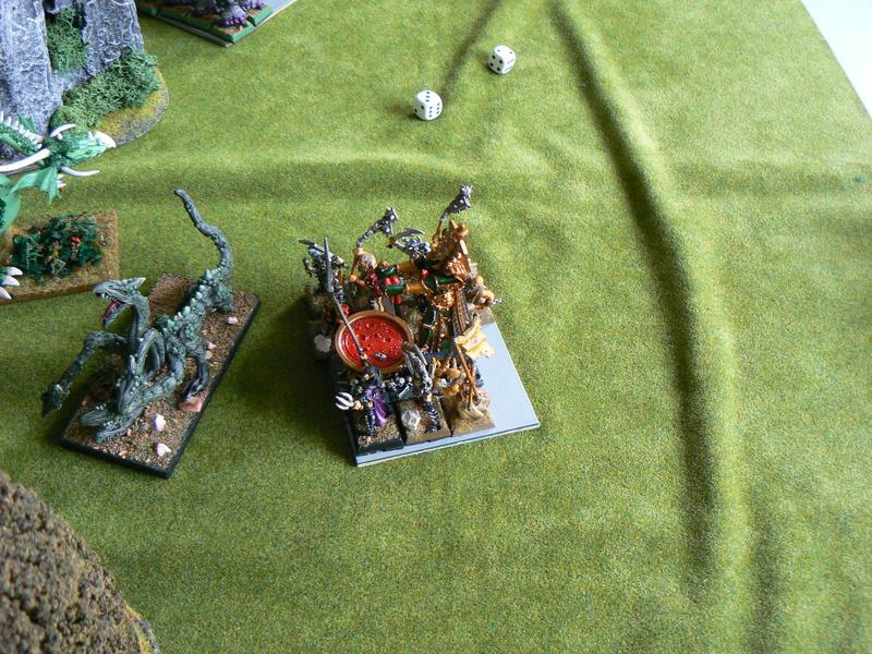 5000 Pts contre les Elfes noirs Durthu contre Malekite P1160814