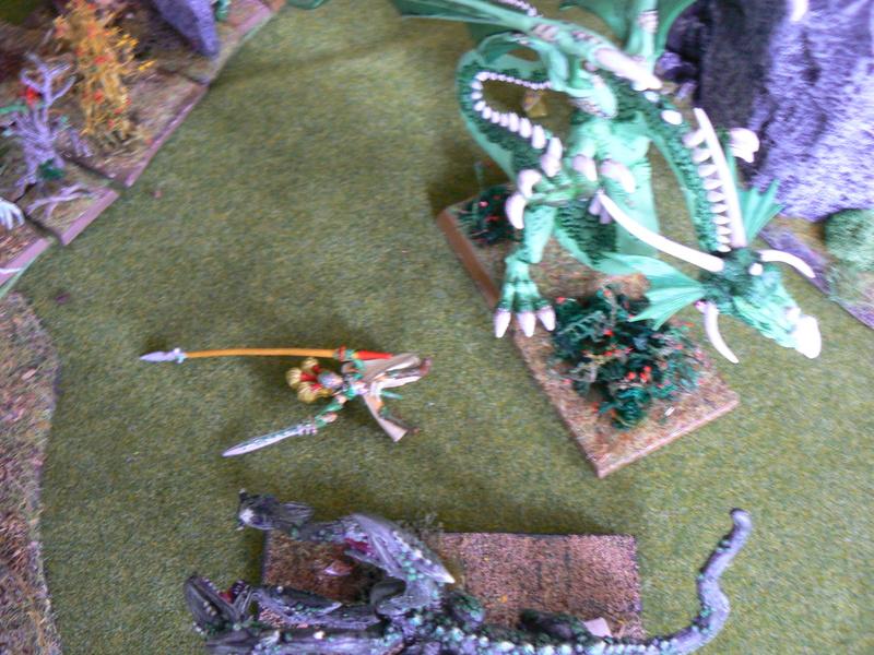 5000 Pts contre les Elfes noirs Durthu contre Malekite P1160817