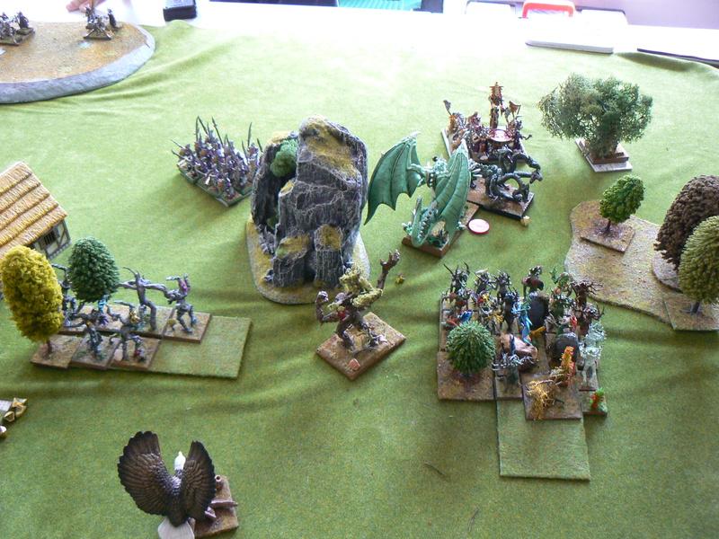 5000 Pts contre les Elfes noirs Durthu contre Malekite P1160826