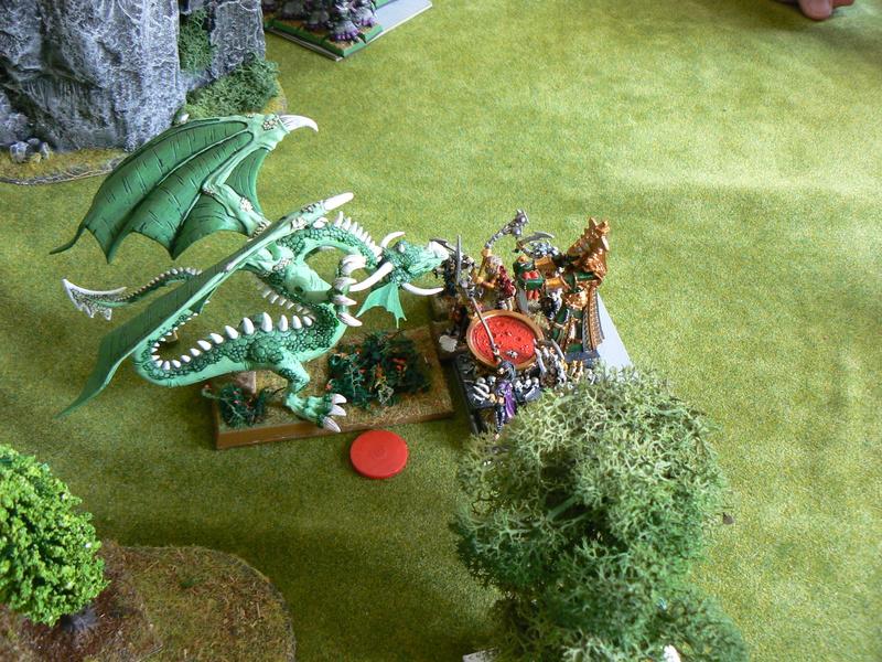 5000 Pts contre les Elfes noirs Durthu contre Malekite P1160827