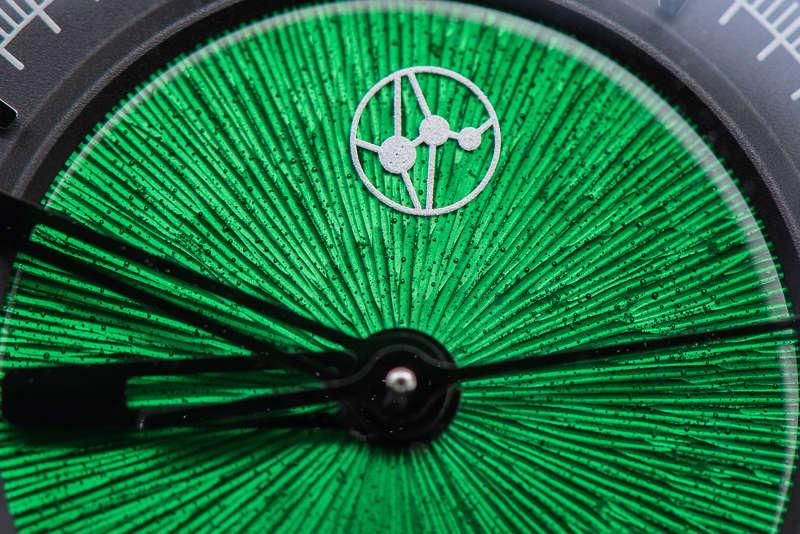 Lundis Bleus, métier d'art, Chartreuse noir Pixttt60