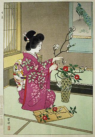 Ikebana 13377610