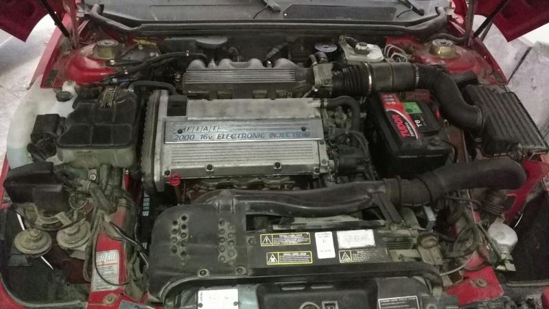 Vendo coupe 2.0 16v 36000kms Img-2011