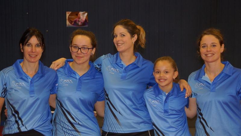 Poule de l'équipe féminine en phase 2 _dsc0712