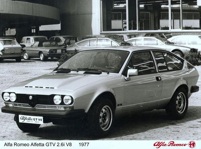 GTV V8 Alfett10