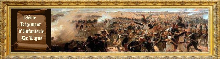 18ème Régiment d'Infanterie de Ligne