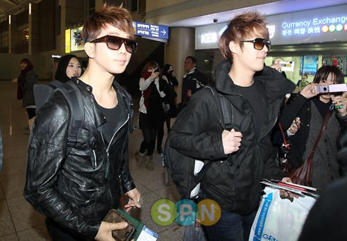 MBLAQ @ Airport departing for Bangkok Airp210