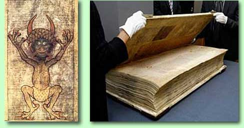 Bibla e djallit Codex_11