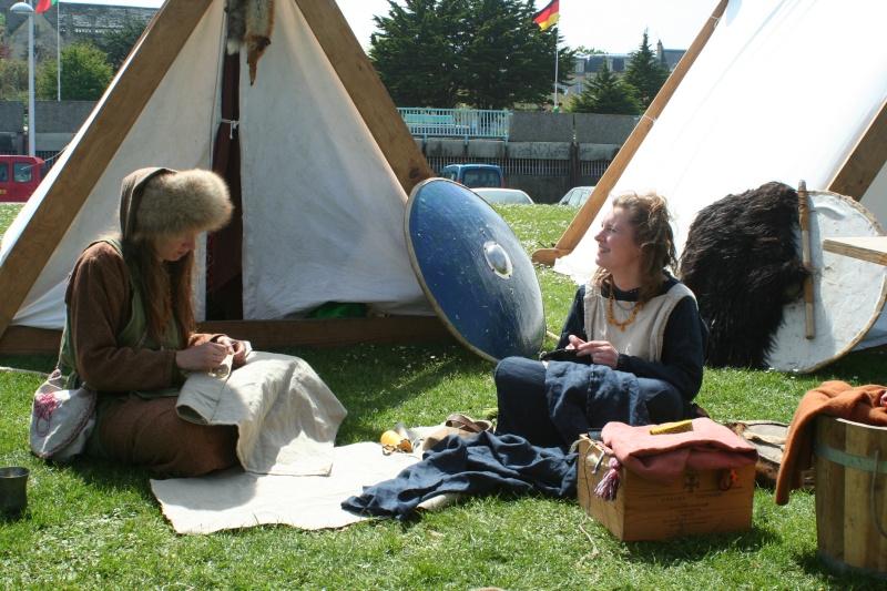 Camps à Cherbourg avec le Dreknor - mai 2009 Img_1419