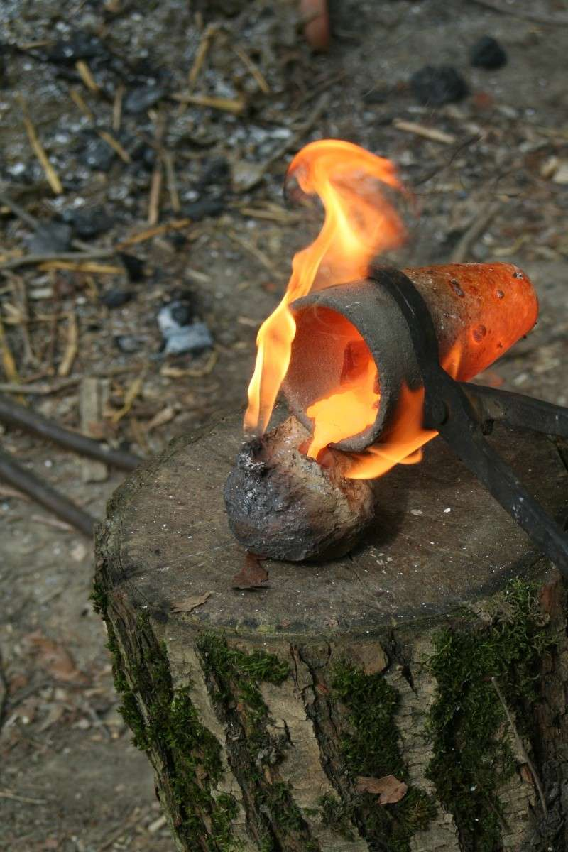 L'art de couler du bronze - Asnapio - 24/04/2010 Img_3821