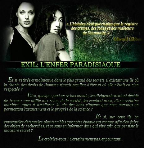 Exil, L'Enfer Paradisiaque Pa13