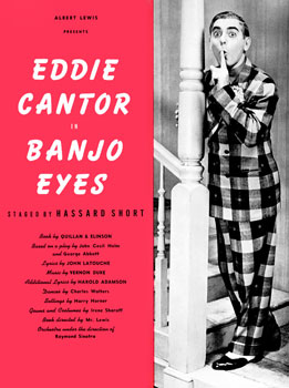 The Eddie Cantor Show Banjo010