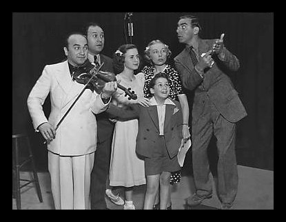The Eddie Cantor Show Cantor11