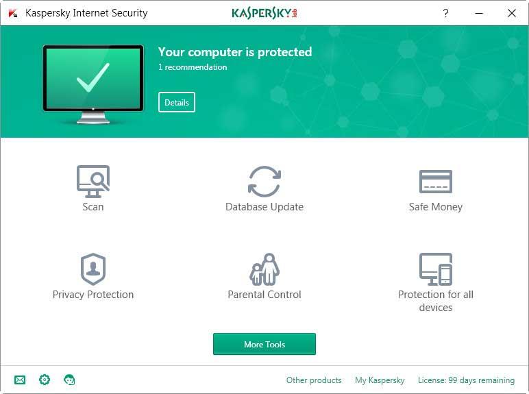 F secure antivirus Kasper10