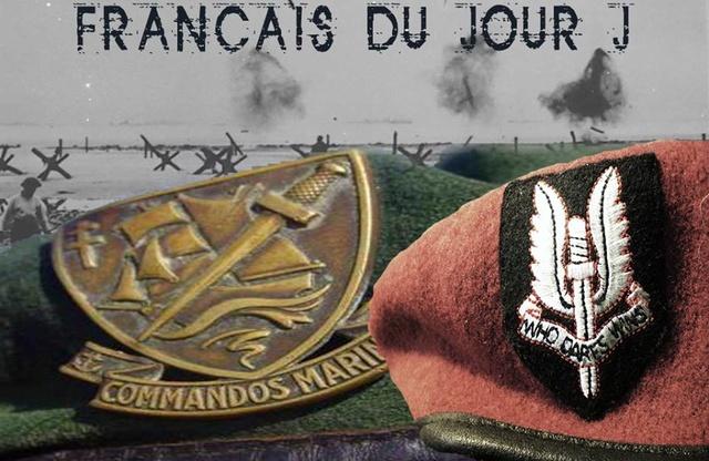 Le 6 juin 1944, des milliers de soldats alliés ainsi que 177 Français du commando Kieffer débarquaient sur les plages de Normandie. 34533710