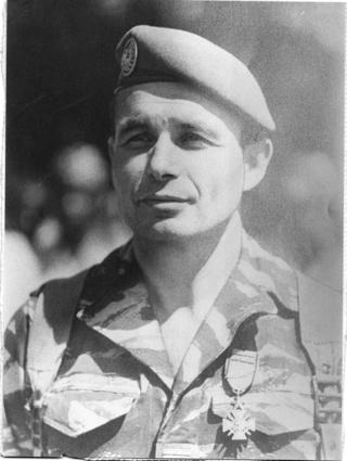 Il y a 40 ans, la Légion s'apprêtait à sauter sur Kolwezi, au Zaïre Philip10