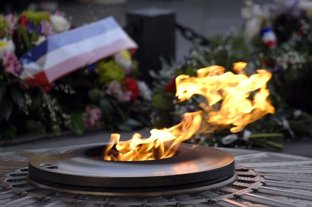 Commémoration de l'attentat du Drakkar à Pamiers 2017 Raviva10