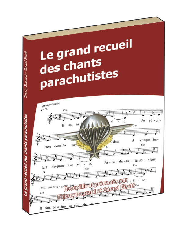 Chants parachutistes Recuei10