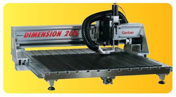gerber dimension 200 14-15-10