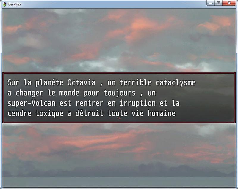 Test de Cendres  Dialog10