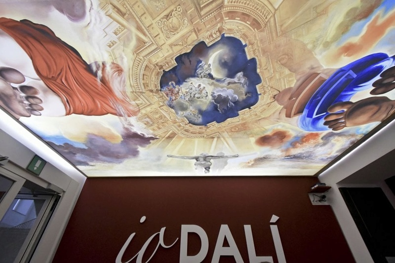 """""""Io Dalí"""" in mostra a Napoli: 1 Marzo - 10 Giugno 2018 00710"""