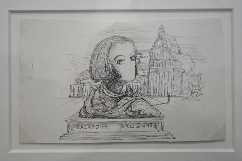 """""""Io Dalí"""" in mostra a Napoli: 1 Marzo - 10 Giugno 2018 00910"""