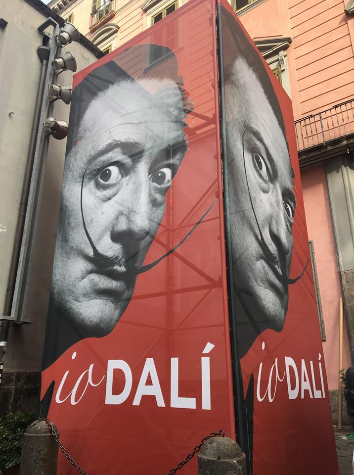 """""""Io Dalí"""" in mostra a Napoli: 1 Marzo - 10 Giugno 2018 0112"""
