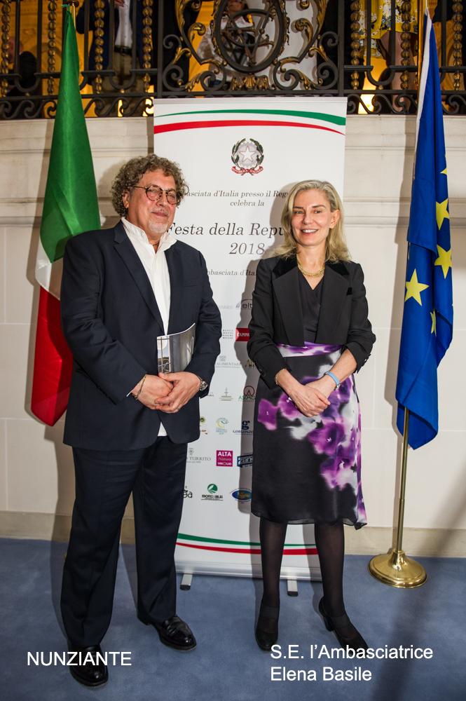 Esposizione all' AMBASCIATA D'ITALIA A BRUXELLES - 31 MAGGIO 2018 0214