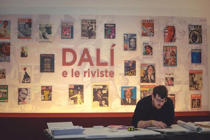 """""""Io Dalí"""" in mostra a Napoli: 1 Marzo - 10 Giugno 2018 0311"""