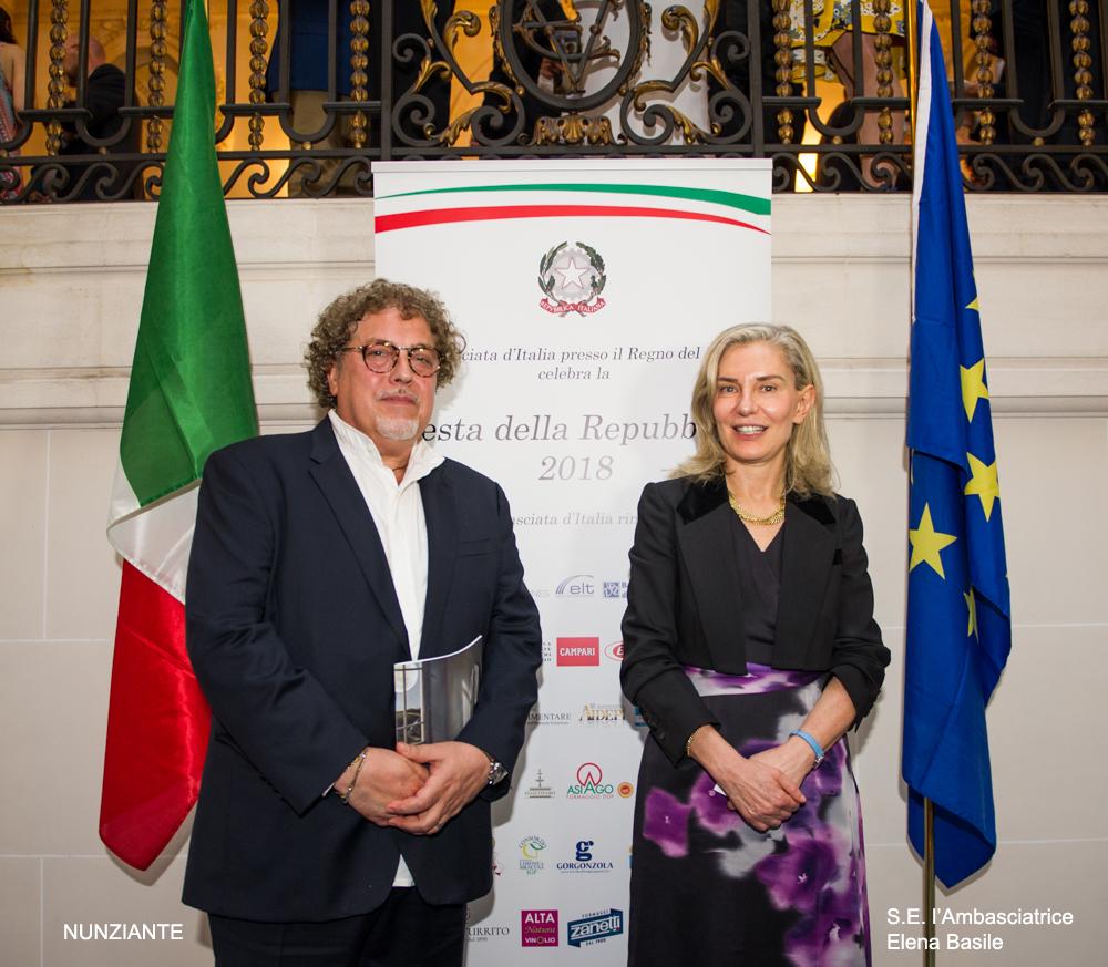 Esposizione all' AMBASCIATA D'ITALIA A BRUXELLES - 31 MAGGIO 2018 0313