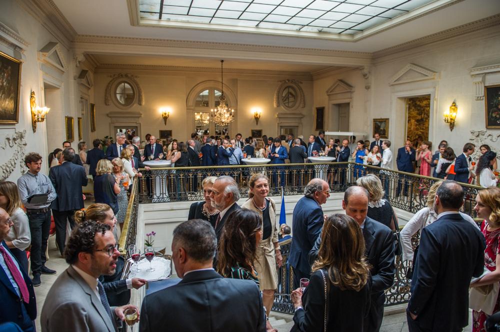 Esposizione all' AMBASCIATA D'ITALIA A BRUXELLES - 31 MAGGIO 2018 0410
