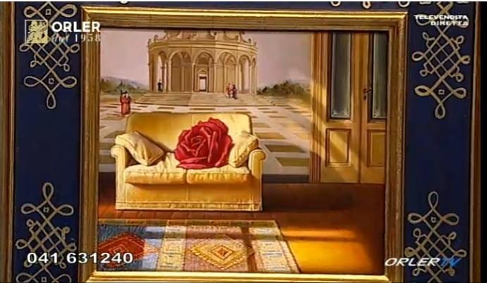 10 Opere del Maestro Nunziante su Orler TV, 7 Gennaio 2018 1810